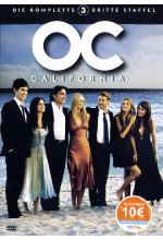 O.C. California - Staffel 3  [7 DVDs] DVD-Cover