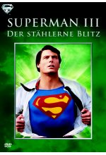 Superman 3 - Der stählerne Blitz  [SE] DVD-Cover