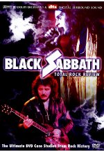 Black Sabbath - Total Rock Review DVD-Cover
