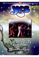 Yes - Total Rock Review DVD-Cover