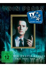 Twin Peaks - Season 2.1  [3 DVDs] DVD-Cover