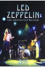 Led Zeppelin - The Definitive Review  [3 DVDs] DVD-Cover