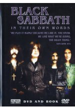 Black Sabbath - In their own words/Reflections  (+ Buch) DVD-Cover