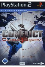 Conflict Global Storm Cover