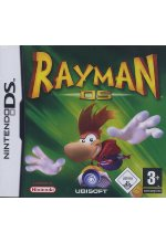 Rayman DS Cover