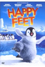 Happy Feet DVD-Cover