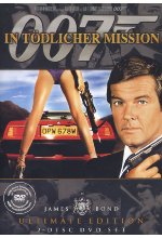 James Bond - In tödlicher Mission  [UE] [2 DVDs] DVD-Cover