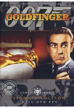 James Bond - Goldfinger  [UE] [2 DVDs] DVD-Cover