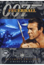 James Bond - Feuerball  [UE] [2 DVDs] DVD-Cover