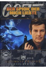 James Bond - Der Spion, der mich liebte [UE] [2 DVDs] DVD-Cover