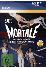 Salto Mortale  [6 DVDs] DVD-Cover