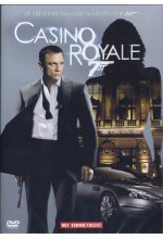 James Bond - Casino Royale DVD-Cover