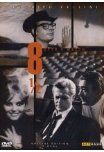 8 1/2  [SE] [2 DVDs] DVD-Cover