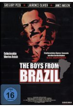 The Boys from Brazil DVD-Cover