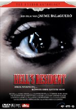 Hell's Resident - The Horror Anthology Vol. 6 DVD-Cover