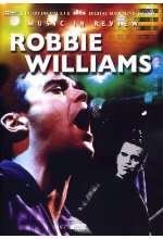 Robbie Williams - Uncensored DVD-Cover