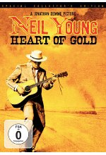Neil Young - Heart of Gold  [SE] [CE] [2 DVDs] DVD-Cover