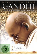 Gandhi  [DE] [2 DVDs] DVD-Cover