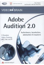 Adobe Audition 2.0 - Video-Training (PC+MAC-DVD) Cover