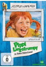 Pippi in Taka-Tuka-Land DVD-Cover