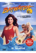 Baywatch - 6. Staffel  [6 DVDs] DVD-Cover