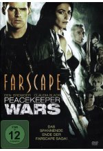 Farscape - The Peacekeeper Wars  [2 DVDs] DVD-Cover