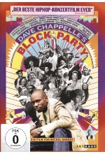 Dave Chappelle's Block Party  (OmU) DVD-Cover