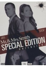 Mr. & Mrs. Smith - Metal-Pack  [SE] [2 DVDs] DVD-Cover