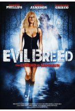 Evil Breed DVD-Cover