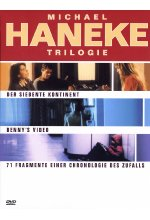 Michael Haneke Trilogie  [3 DVDs] DVD-Cover