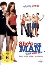 She's the Man - Voll mein Typ! DVD-Cover