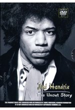Jimi Hendrix - The Uncut Story  [3 DVDs] DVD-Cover