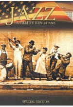 Jazz - A Film by Ken Burns Vol. 1-4  [SE] [4 DVDs] DVD-Cover