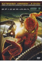 Spider-Man 2.1 - Extended Version  [2 DVDs] DVD-Cover