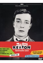 Buster Keaton Box  [5 DVDs] DVD-Cover