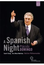 Placido Domingo - A Spanish Night DVD-Cover