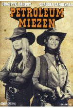 Petroleum Miezen DVD-Cover