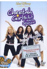 Cheetah Girls 2 - Auf nach Spanien DVD-Cover