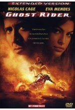 Ghost Rider - Extended Version DVD-Cover