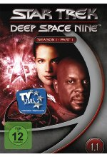 Star Trek - Deep Space Nine/Season 1.1  [3 DVDs] DVD-Cover