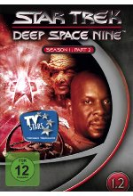 Star Trek - Deep Space Nine/Season 1.2  [3 DVDs] DVD-Cover