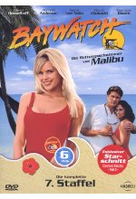 Baywatch - 7. Staffel  [6 DVDs] DVD-Cover
