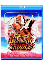 Blazing Saddles - Der wilde Wilde Westen Blu-ray-Cover