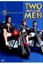 Two and a Half Men - Mein cooler Onkel Charlie - Staffel 2  [4 DVDs] DVD-Cover