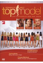 Germany's Next Top Model  [2 DVDs] DVD-Cover