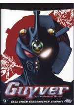 Guyver - The Bioboosted Armor Vol. 1/Episode 01-04 DVD-Cover