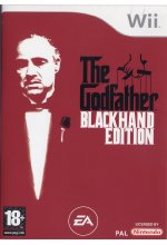 The Godfather - Blackhand Edition (englisch) Cover