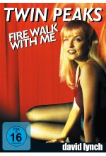 Twin Peaks - Fire Walk With Me DVD-Cover