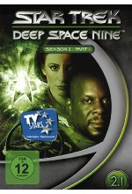 Star Trek - Deep Space Nine/Season 2.1  [3 DVDs] DVD-Cover