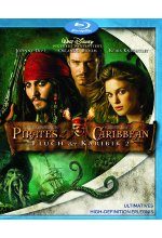 Pirates of the Caribbean - Fluch der Karibik 2  [2 BRs] Blu-ray-Cover